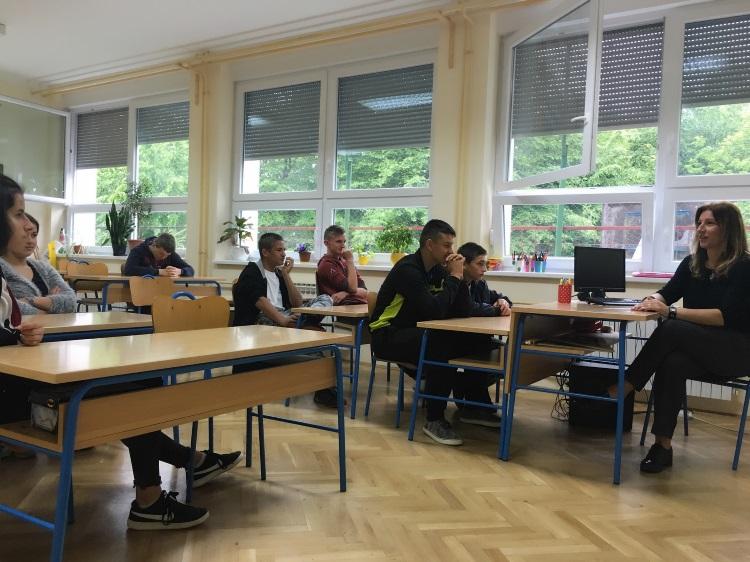 Ciklus predavanja EDU IT Pro u organizaciji Microsofta Hrvatska i.